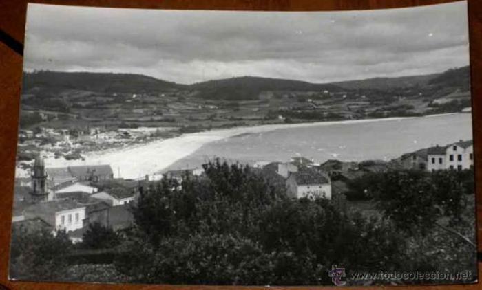 Praia da Madalena desde Vilacacín