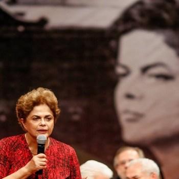 Foto:  Dilma Roussef/ Facebook