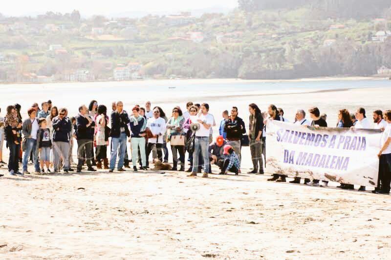 Licitan o proxecto construtivo e o estudo ambiental da praia. Necesario mas non suficiente