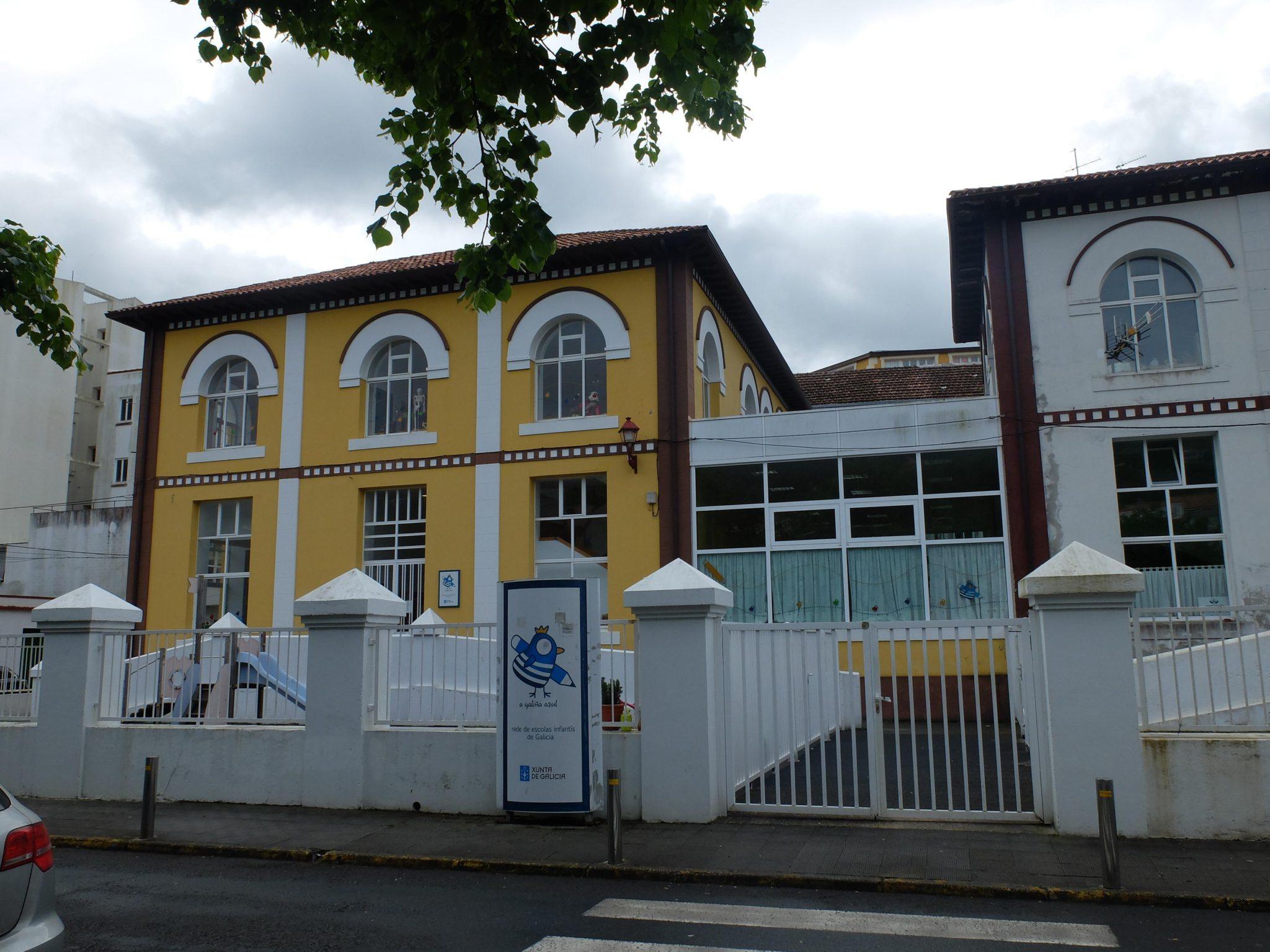 O goberno de Cedeira insta á Xunta a seguir avanzando na ampliación da escola infantil