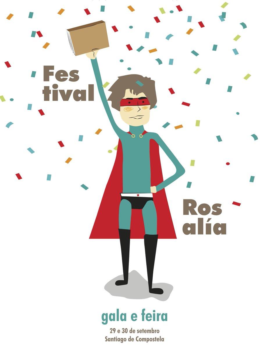 Festival Rosalía o 29 e 30 en Compostela
