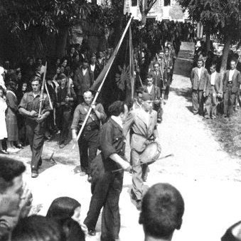 Mondoñedo rende homenaxe a tres políticos asasinados polo fascismo o 12 de xaneiro de 1938