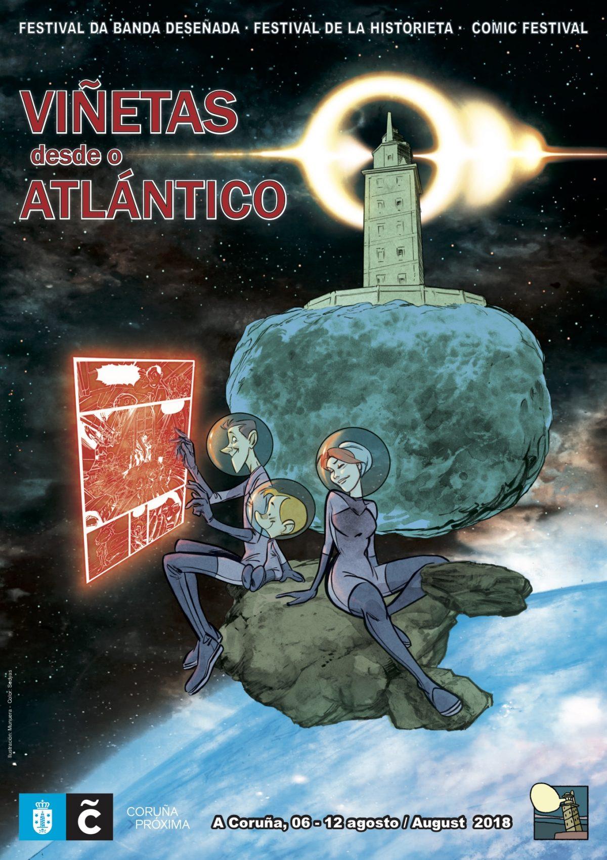 Viñetas desde o Atlántico mais galegas ca nunca
