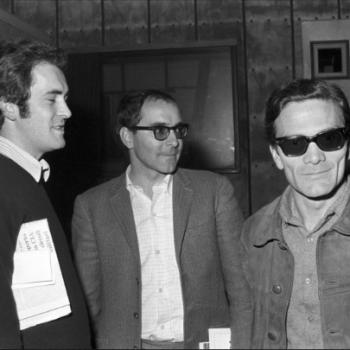 Bernardo Bertolucci, Jean-Luc Godard e Pier Paolo Pasolini