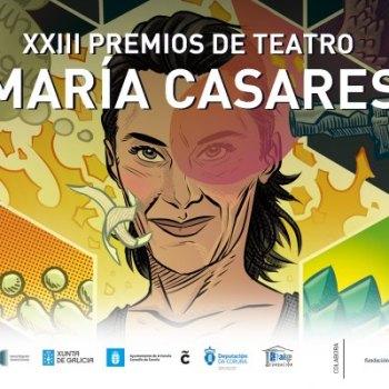 Os XXIII Premios de Teatro María Casares reparten galardón entre sete obras