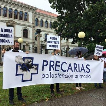 Alto seguimento da folga na Atención Primaria