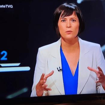 O rigor e contundência de Pontón coloca Feijoó nas cordas no único debate das eleições de 12J