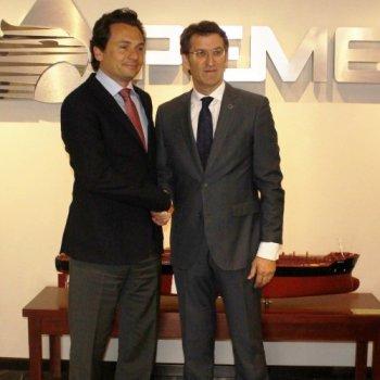 A entrega a México do ex-diretor da Pemex preso por corrupção e que patrocinou os pactos com o Xunta entra na campanha galega