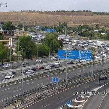 Madrid confinará 850.000 pessoas na segunda-feira, enquanto hoje permitiu uma saída em massa