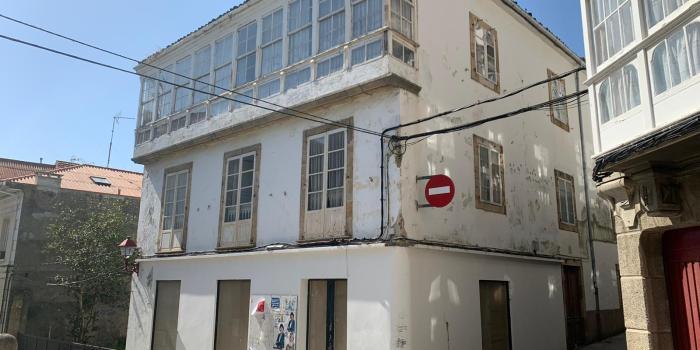 Adxudicada a rehabilitación do Pazo de Moscoso na vila de Cedeira
