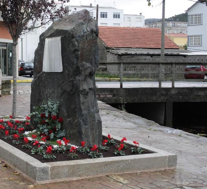 Acto de homenaxe aos represaliados en Cedeira