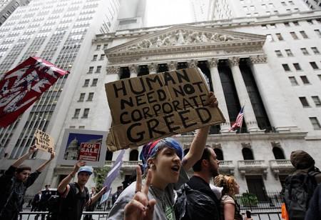 No entanto, a carraxe chegou a Wall Street