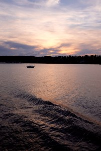 Mälar sunset