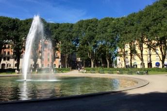 Karlaplan fountain