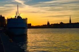 Stockholms Strom from the Fotografiska