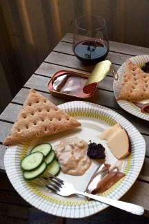 Frukost assortment