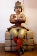 Livonian statue