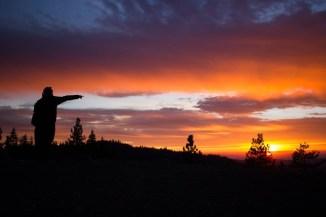 Pinecrest sunset*