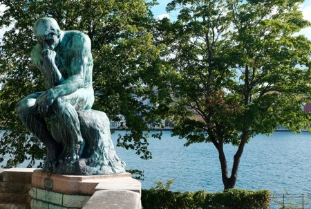 Tänkaren (Rodin)