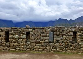 87 machu picchu wall