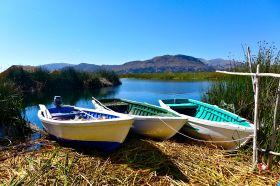86 lake titicaca isla kantuta boats