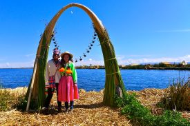 91 mar ang lake titicaca isla kantuta