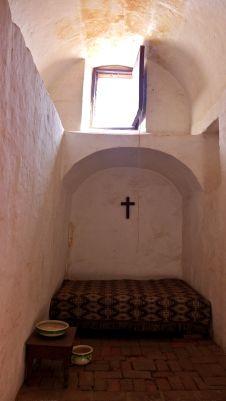 19 santa catalina monastery nun's room