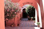 44 santa catalina monastery silencio
