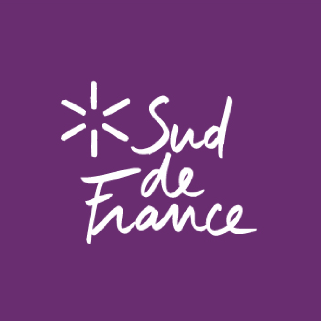 The Sud de France label logo