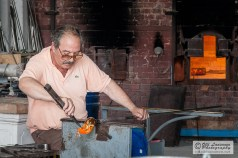 The birth of Murano glassware