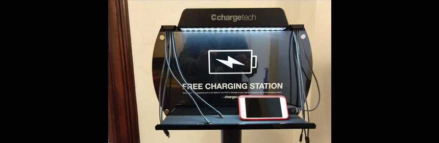 16800ecb631 New mobile device charging stations available on San Antonio campus ...