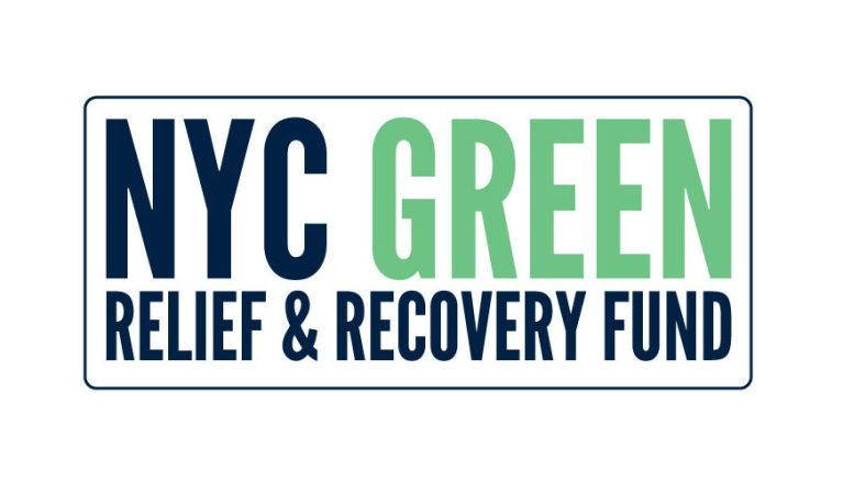 7 NYC Green Relief & Recovery Fund