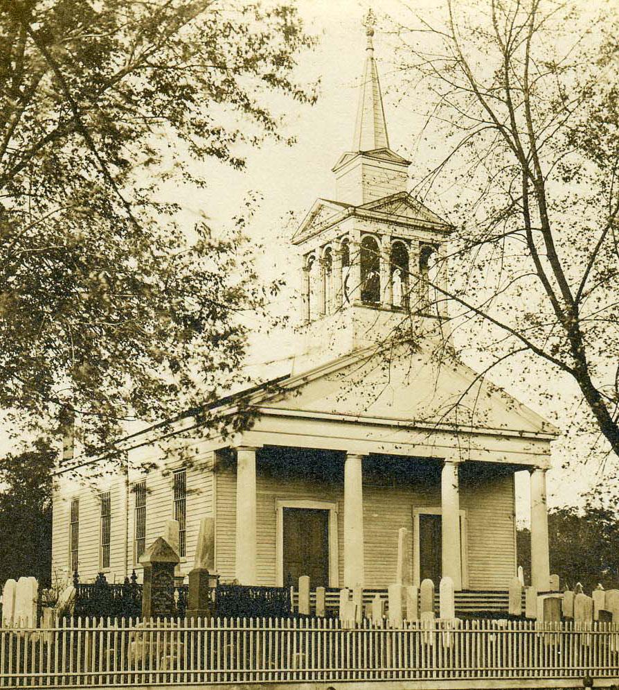 Woodrow Methodist Episcopal Church and Cemetery