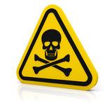 gul-triangel-som-varnar-det-ddliga-tecknet-33363444