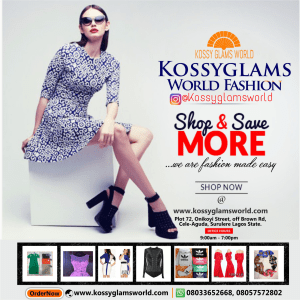 Check out Nice Clothes, Shoes, Belts, Accessories etc on Kossy Glams World