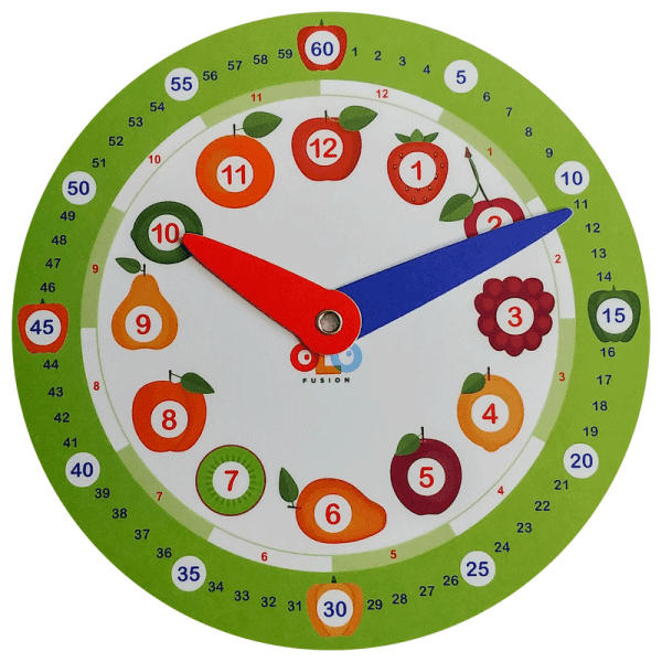 Clock 2 - ClockTime+ by OLO-fusion - Learning time