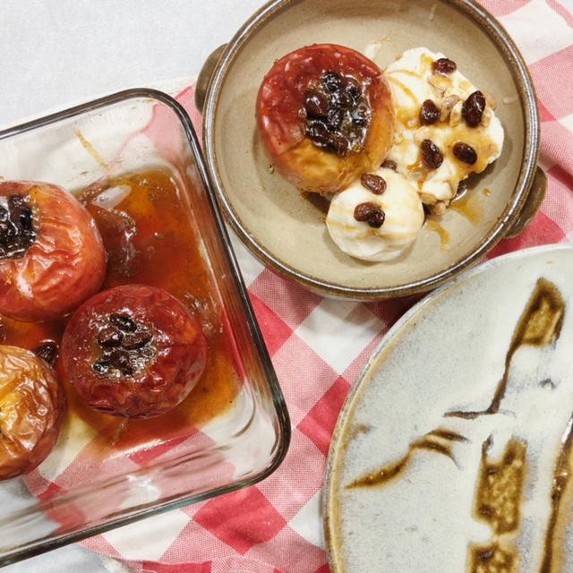 Baked Apples with CBD Honey Recipe