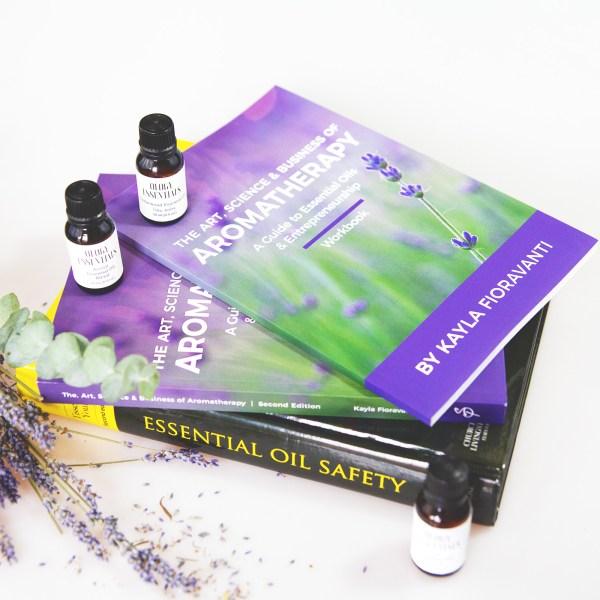 aromatherapy certification program