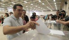 Με 74,07% επανεξελέγη πρόεδρος του ΣΥΡΙΖΑ ο Αλέξης Τσίπρας