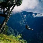 Η κούνια στην άκρη του κόσμου - Μπάνος, Εκουαδόρ