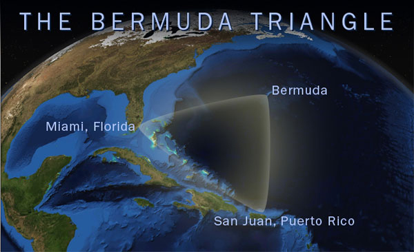 Bermouda-Triangle