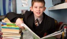 Γνωρίστε τον 11χρονο με το IQ-ρεκόρ που θέλει να γίνει ποδοσφαιριστής!