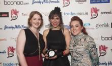 Η Κασσιανή Χειρογεώργου είναι η νικήτρια της χρονιάς στα Ιρλανδικά Fashion Blog Awards 2015!