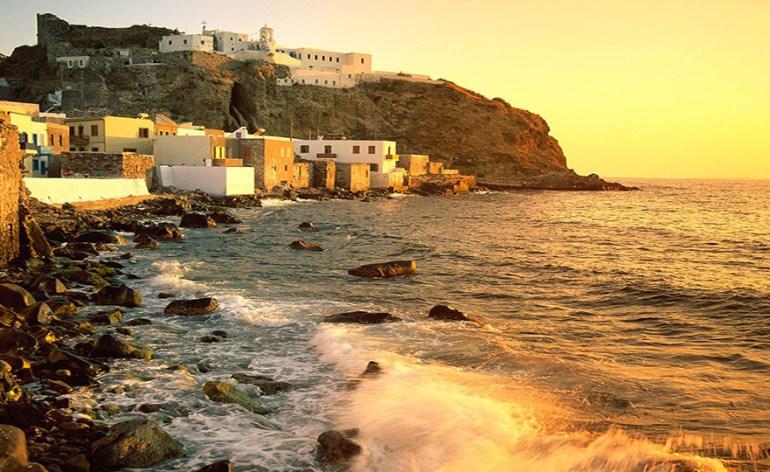 Nisyros-Sunset