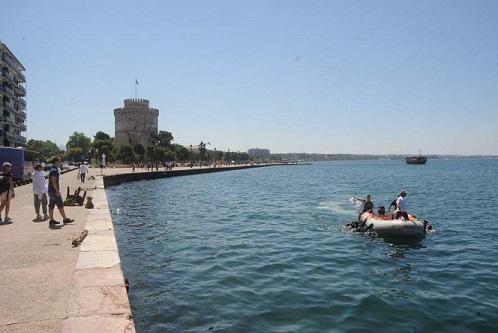paralia thessalonikhs
