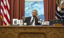 Τηλεφωνική επικοινωνία Ομπάμα – Πούτιν για την ουκρανική κρίση