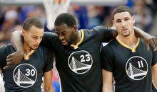 Golden State Warriors vs NBA: 24-1