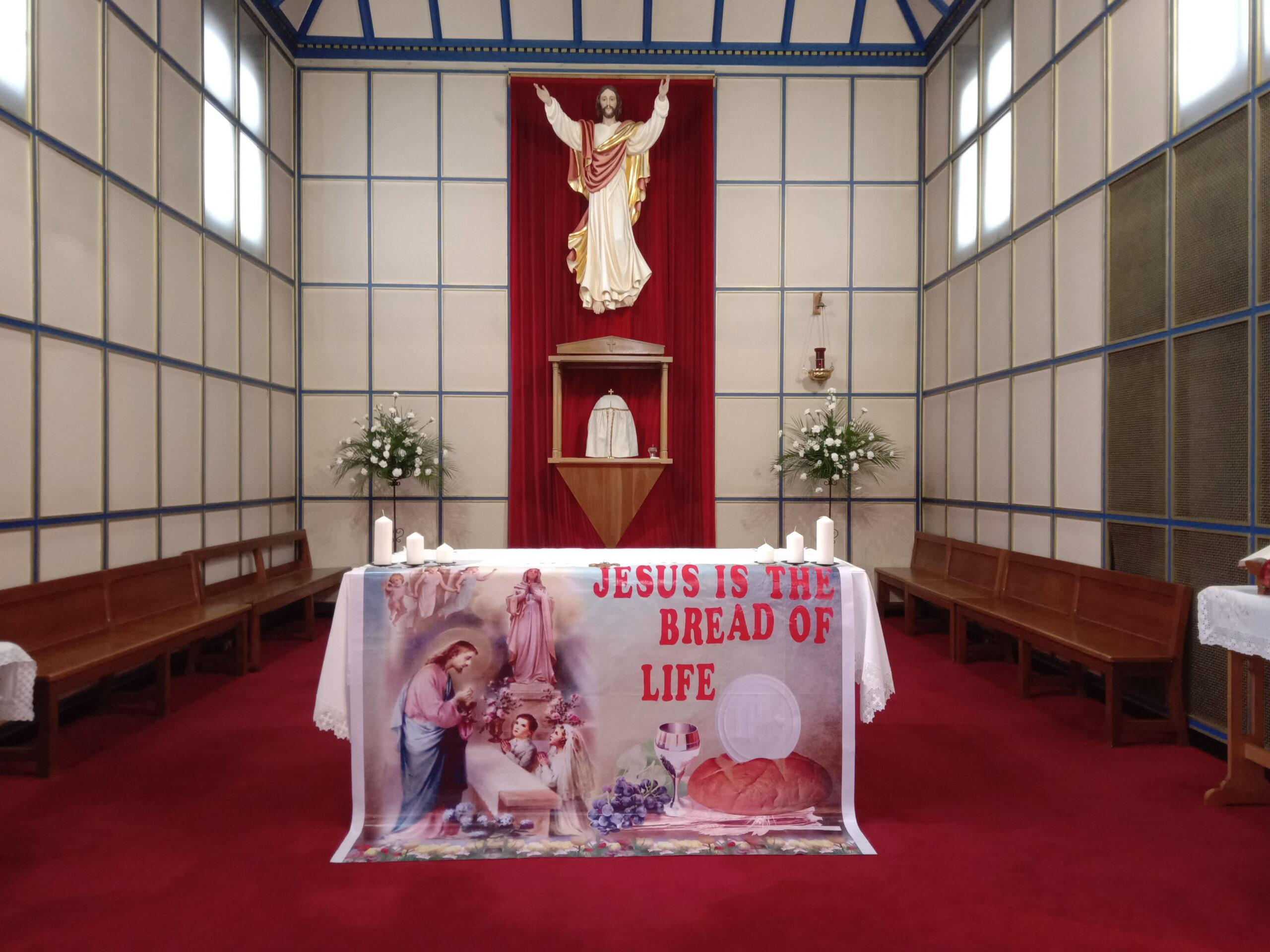 Holy Communion 2020