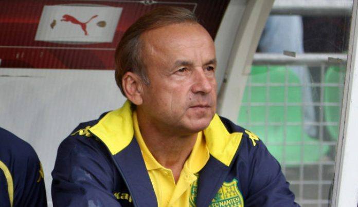 Image result for Gernot Rohr