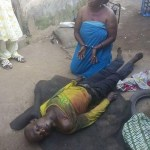 Angry Wife Stabs Husband To Death In Lagos For Not Providing Money For Xmas Food(Photos)
